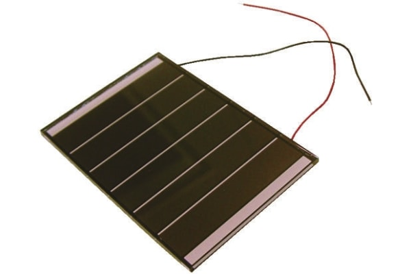 Product image for SOLAR PANEL,GLASS,PMAX=190MW,57.7X55.1
