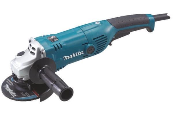 Product image for Makita GA5021 125mm Corded Angle Grinder, UK Plug