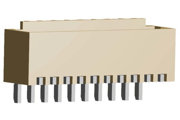 Product image for HEADER 1.50MM PICO-SPOX WTB, SMT,RA,10W