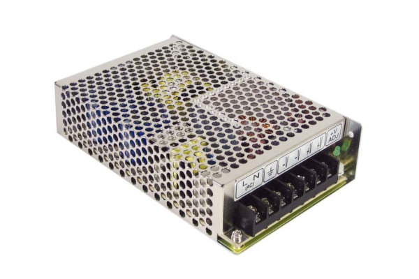 Product image for Switch Mode PSU, 15Vdc 105W