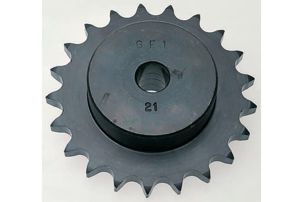 Product image for P/B SPROCKET 06B 21 TOOTH