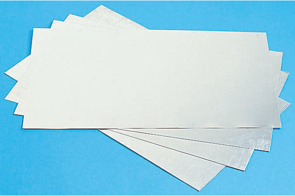 Product image for Tinned Steel Sheet, 500mm x 300mm x 0.4mm