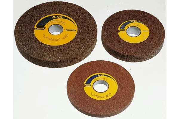 Product image for AL OXIDE GRINDING WHEEL,200X25MM COARSE