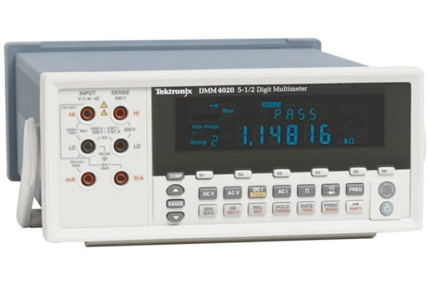 Product image for BENCH MULTIMETER, 5.5 DIGIT