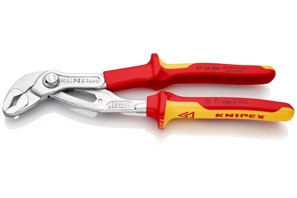 Product image for Cobra Water Pump Plier, VDE
