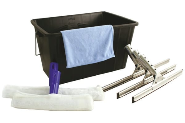 Product image for 7 Piece Window Cleaning Set