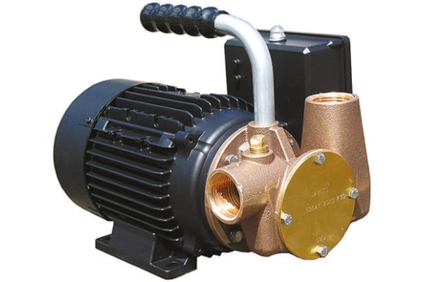 Product image for Xylem Jabsco, 230 V 1.6 bar Direct Coupling Water Pump, 20L/min
