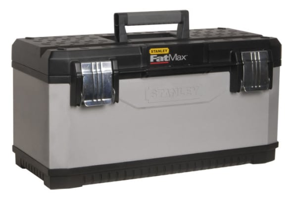 """Product image for 26"""" FATMAX METAL PLASTIC TOOLBOX"""