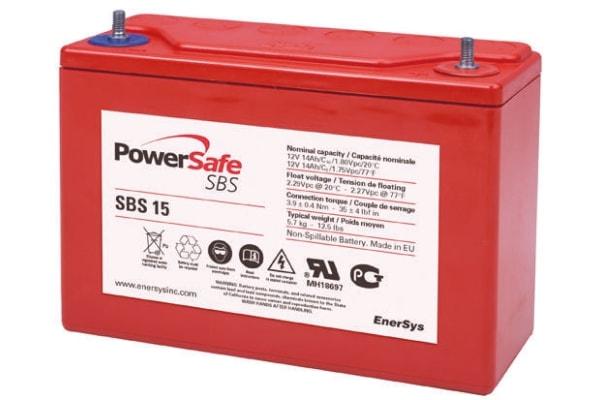 Product image for Enersys RSAMP3717 Lead Acid Battery - 12V, 14Ah