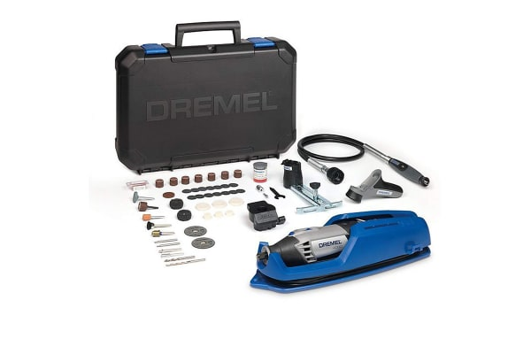 Product image for Dremel 4000 Corded Rotary Tool, UK Plug