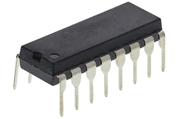 Product image for ADC Single SAR 100KSPS 16-Bit Serial