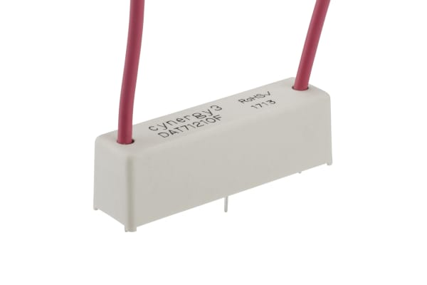 Product image for H/V REED RELAY WITH LEAD, 15KV, 5VDC