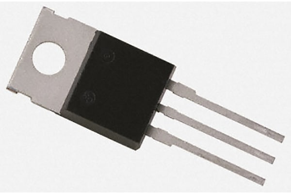 Product image for Triac, 600V, 260A, TO220AB
