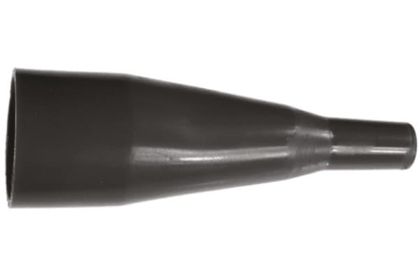Product image for INSULATOR, VINYL, TEST CLIPS, BLACK