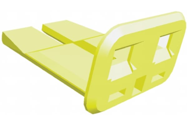 Product image for 2 W Econoseal J Mk II double lock plate