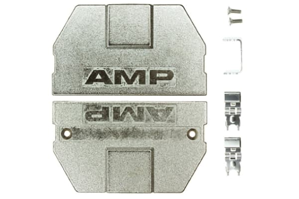 Product image for 0.50 Series,SCSI,backshell kit,180°,80w