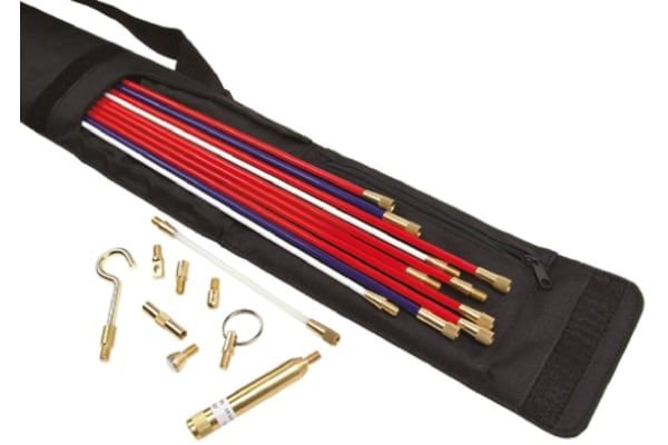 Product image for Cable routing, Deluxe Rod Set