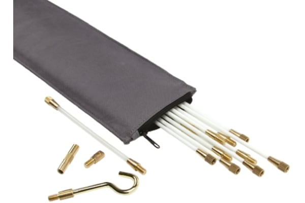 Product image for Cable routing, Standard Rod Set