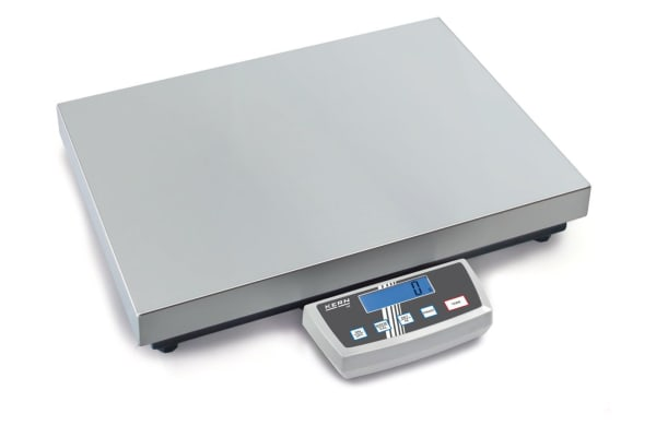 Product image for Kern Weighing Scale, 150kg Weight Capacity Type B - North American 3-pin, Type C - European Plug, Type G - British 3-pin
