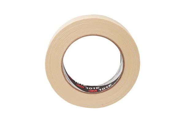 Product image for 3M 101E Beige Masking Tape 18mm x 50m