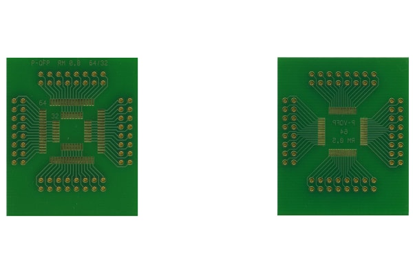 Product image for SMD MULTI-ADAPTOR QFP 32,80,64, RE460-01
