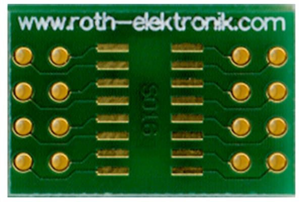 Product image for SMD MULTI-ADAPTOR SO-16 PIN, RE932-04