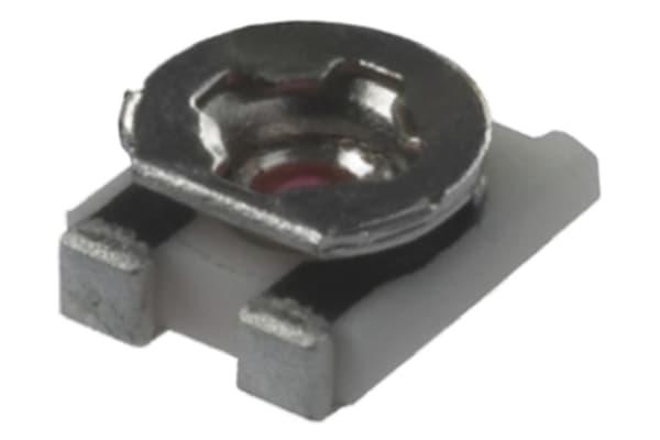 Product image for SMD Cermet Trimmer Pot, 2mm Sq, 10K