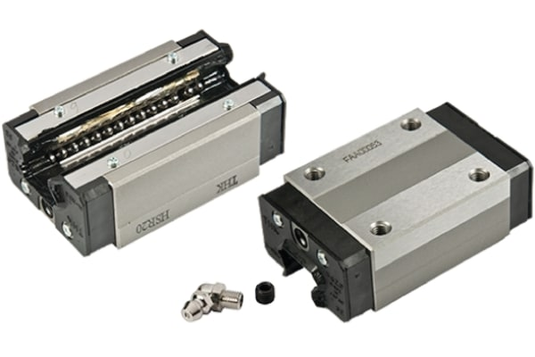 Product image for THK Linear Guide Carriage HSR25R1SS(GK), HSR-R