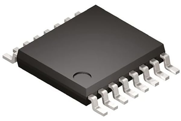 Product image for 3 TO 5.5V, 1MA RS-232 TRANSCEIVER