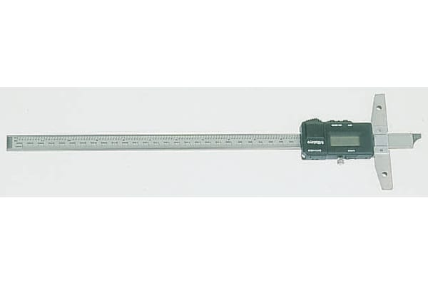 Product image for Mitutoyo 571-211-30 150mm  Imperial & Metric Depth Gauge, Stainless Steel