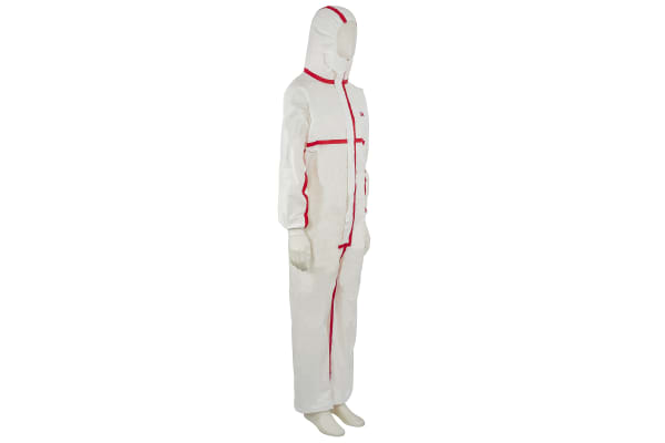 Product image for 3M 4565 Protective Coverall, L