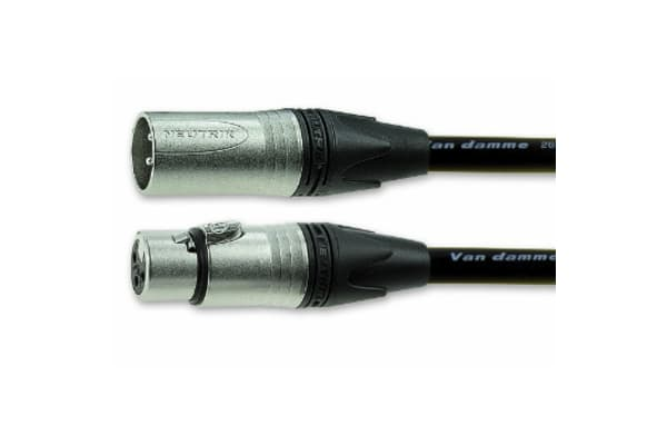 Product image for 20M MICROPHONE CABLE NC3MXX TO NC3FXX