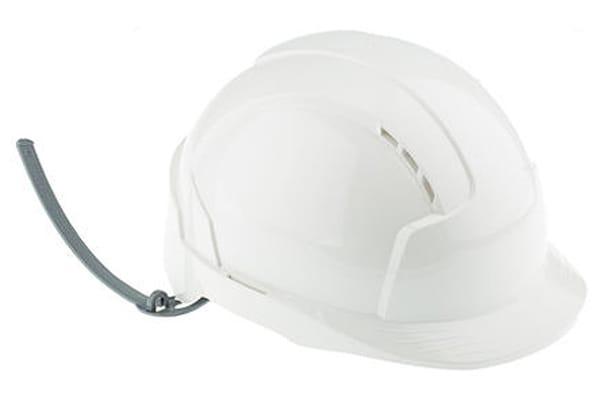 Product image for EVO LITE MID PEAK VENTED HELMET, WHITE