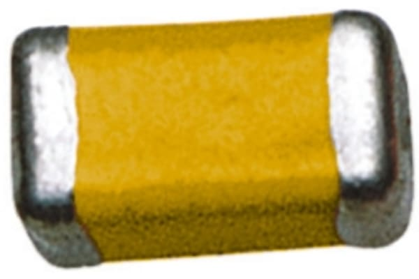 Product image for 0603 X5R CERAMIC CAPACITOR 10UF 10V