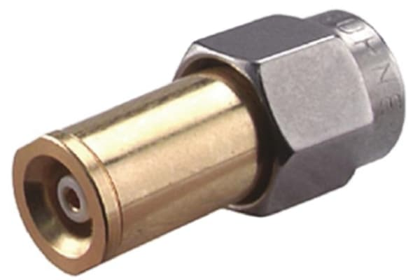 Product image for ADAPTER SMA PLUG (M) / MMBX JACK (F)