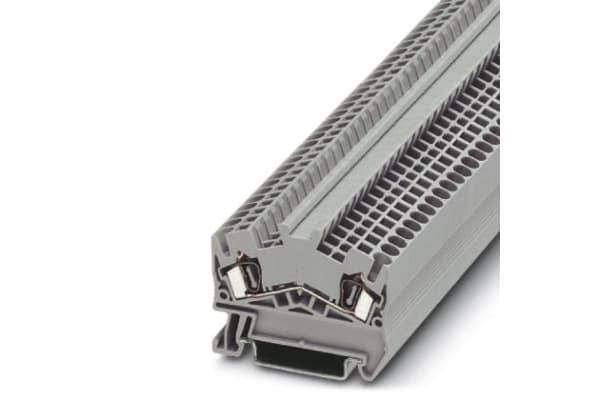Product image for DIN RAIL TB SPRING CAGE 2.5MM