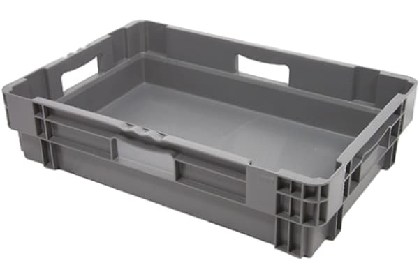 Product image for 26 LTR.STACK & NEST CONTAINER GREY