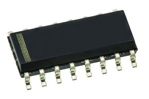 Product image for DIGITAL ISOLATOR 4-CH 4:0 10MBPS SOIC16