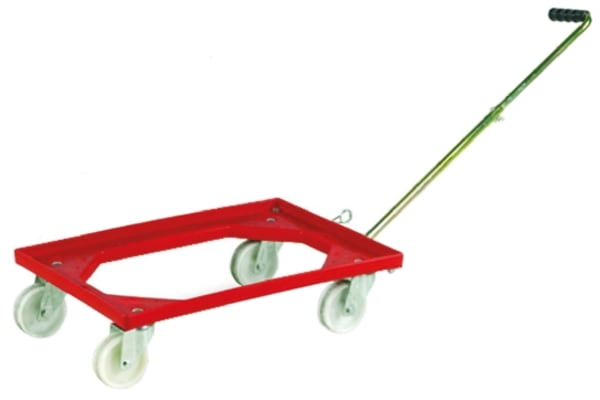 Product image for Euro Container Dolly with handle