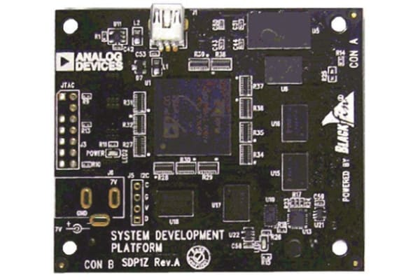 Product image for Blackfin SDP-CB1 Controller Board