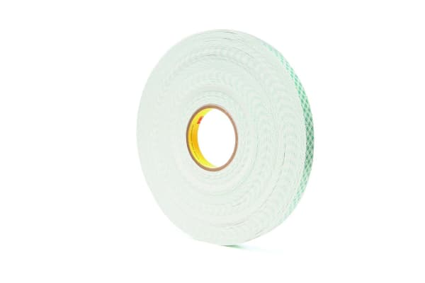 Product image for VHB double sided tape 19mm x 13,7m 4016