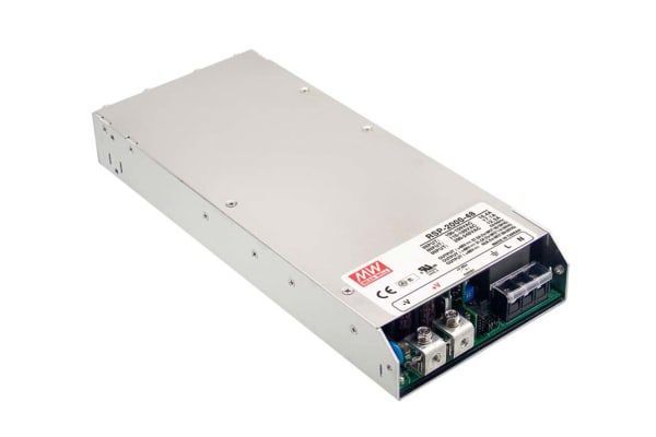 Product image for Power Supply,Switch Mode,24V,80A,1920W