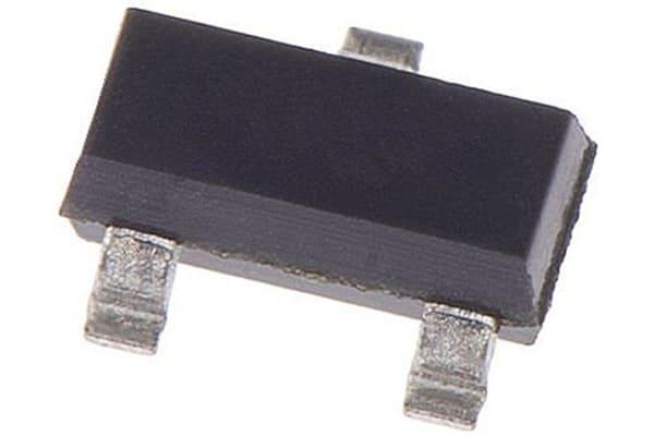Product image for TVS Diode Dual Bi-Dir 7/12V 30KV SOT23