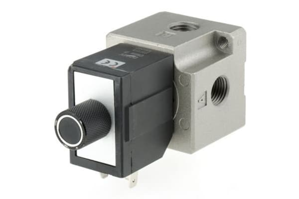 Product image for 3 Port Direct Operated Poppet