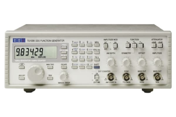 Product image for FUNCTION GENERATOR 10MHZ +COUNTER 125MHZ