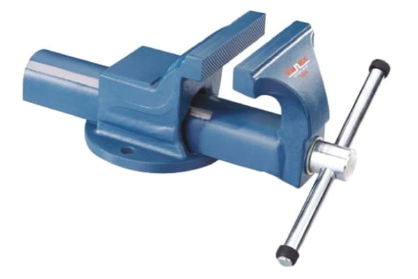 Product image for Forged Parallel Bench Vice 150mm