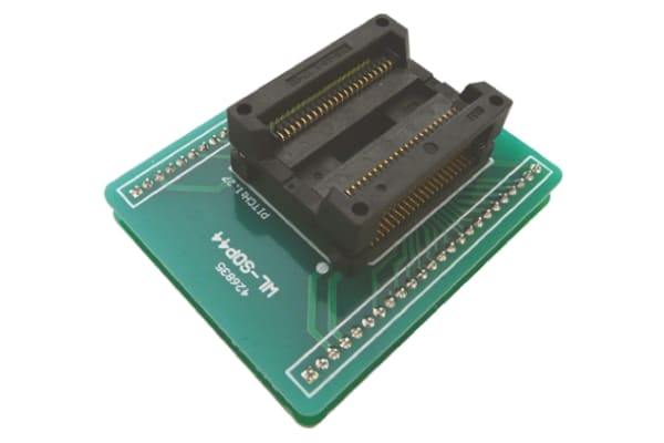 Product image for UNIVERSAL ADAPTER DIP44 FOR SOP44