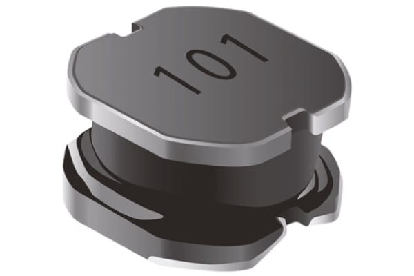 Product image for Inductor SMD 10x10 semi-shielded 22uH