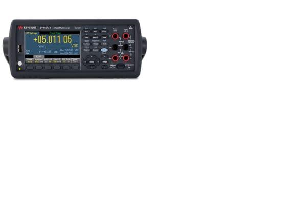 Product image for Keysight Technologies Truevolt 34460A Bench Digital Multimeter