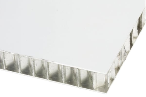 Product image for Alucore sheet 20mm, 1.2m square